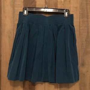Forever 21 Teal Skirt with pockets!